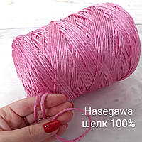 Пряжа Шелк 100% Hasegawa Гиацинт., фото 1