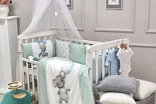 Готовые детские комплекты для сна новорожденных