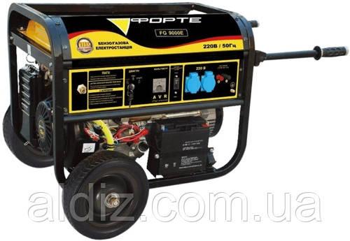 Генератор бензиновый Forte FG9000Е