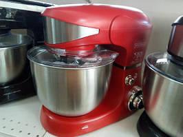 Кухонный комбайн тестомес Royalty Line RL-PKM1600 RED 1600 Вт