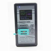 Тестер транзисторов Fnirsi TT-128 радиодеталей и радиокомпонентов универсальный (100150)