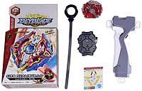Набор волчков Beyblade Xcalibur Satan Voltraek Longinus с пусковыми устройствами (SUN90111)