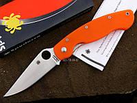 Нож складной раскладной Spyderco Military Спайдерко миля