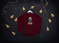 Новорічний світшот Darth Vader | кофта з логотипом Дарт Вейдер, фото 1