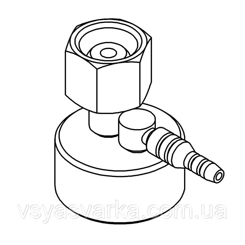 Переходник для увлажнителя М16х1,5–М27,43 (PCO 1810)