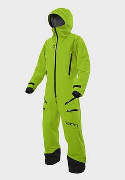 Костюм мужской горнолыжный Reactor Outdoor - Lime - размер XXL