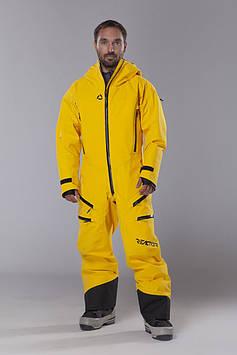 Костюм мужской горнолыжный Reactor Outdoor - Yellow - размер S