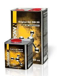Синтетическое моторное масло Nanoprotec Engine Oil 5w-30