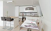 Наклейка 3Д виниловая на стол Zatarga «Путешествие» 650х1200 мм для домов, квартир, столов, кофейн,, фото 1