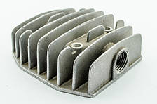 Головка цилиндра компрессора (круглая пластина)