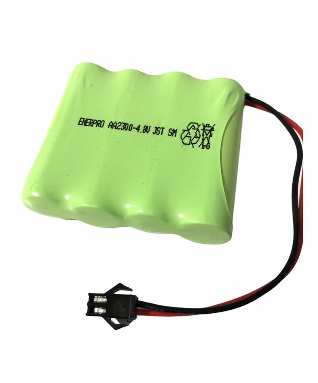 Аккумулятор для детских игрушек ENERPRO AA2300 4 8v Ni-Mh