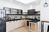 Скинали на кухню Zatarga «Кофейный винтаж» 600х3000 мм виниловая 3Д наклейка кухонный фартук самоклеящаяся для, фото 1