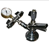 Заливочная головка для наполнения пивных кег тип M Комби (Combi) Дания