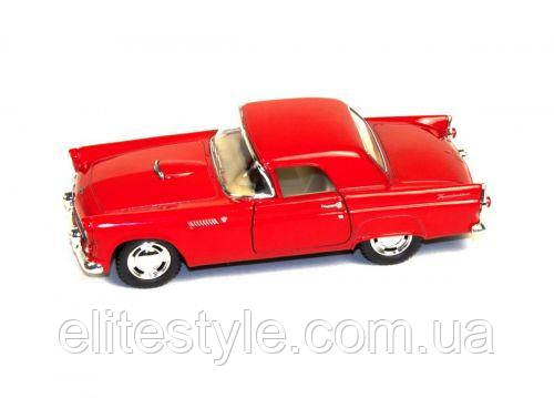 "Машинка KINSMART ""Ford Thunderbird"" (червона) KT5319W"