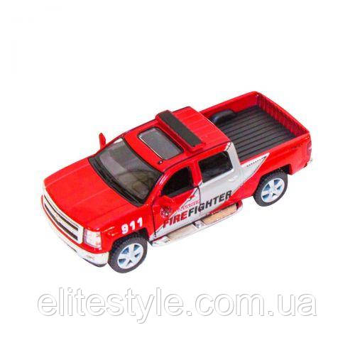Машинка KINSMART Chevrolet Fire Fighter (червона) KT5381WPR