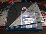 Авточехлы Prestige на Citroen C-Elysee,Ситроен Элизе модельный комплект, фото 2