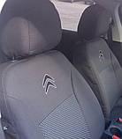 Авточехлы Prestige на Citroen C-Elysee,Ситроен Элизе модельный комплект, фото 4