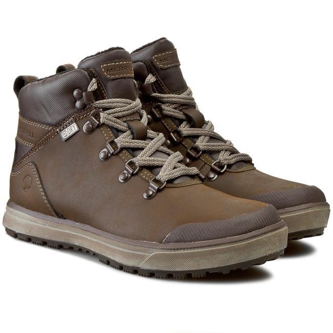 Ботинки мужские Merrell Turku Trek коричневые J23627