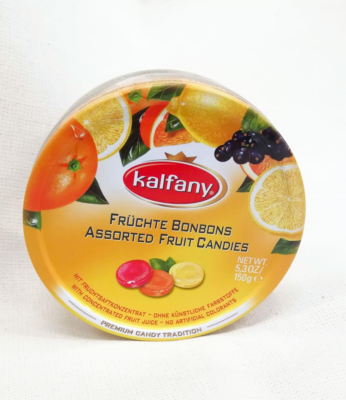 Kalfany Assorted Fruit Candies
