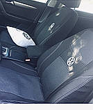 Авточохли на Volkswagen Bora/Golf 4,Фольксваген Бора/Гольф 4 модельний комплект, фото 3
