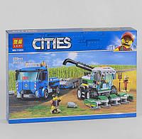 Конструктор lego city 370 деталей, в коробке
