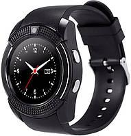 Наручные смарт часы Smart V8, смарт вотч, умные часы телефон  смарт годинник (Гарантия 12 мес)