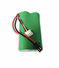 Аккумулятор 7.4В 2600 Li ion до дитячих іграшок, фото 3