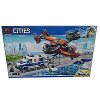 Конструктор lego city 424 детали, в коробке