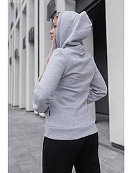 Женская толстовка Staff basic gray fleece