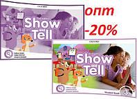 Английский язык / Show and Tell / Student+Activity Book. Учебник+Тетрадь (комплект), 3 / Oxford