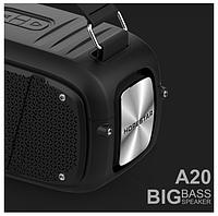 Беспроводная портативная мощная bluetooth колонка Sound System A20 Pro Hopestar Оригинал 55ВТ с Влагозащитой I