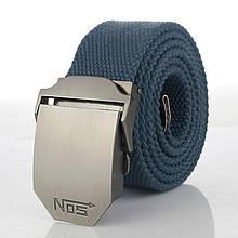 Джинсовый пояс самосброс «NOS» 110-130 см (стропа на выбор)