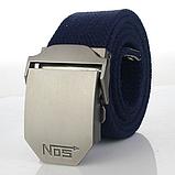 Джинсовый пояс самосброс «NOS» 110-130 см (стропа на выбор), фото 3