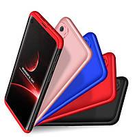 Чехол GKK для Xiaomi Mi 10 / Mi 10 Pro защита 360 градусов (Разные цвета)
