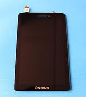 Оригинальный дисплей (модуль) + тачскрин (сенсор) для Lenovo IdeaTab S5000