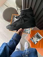 Мужские Кроссовки Nike Air Fear of God 1 Triple Black