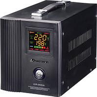 Стабилизатор напряжения Luxeon LDS-1500VA SERVO (1050Вт)