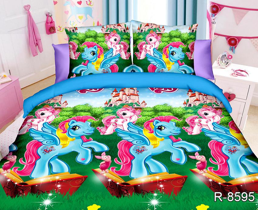 Полуторный комплект постельного белья R8595