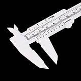 Штангельциркуль для моделирования бровей(15см), фото 6