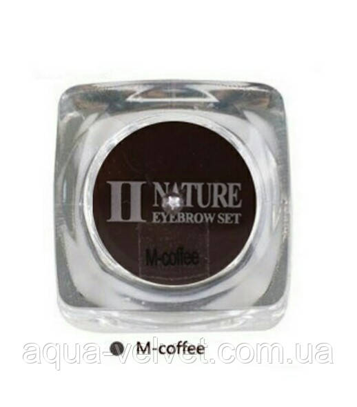 Пигмент PCD  M-coffee (для микроблейдинга)