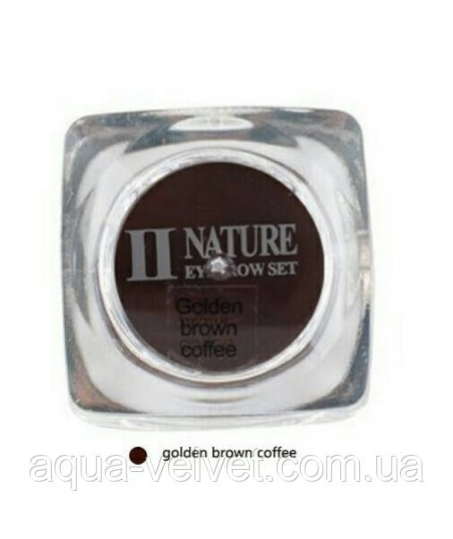 Пигменты PCD Golden brown coffee (для микроблейдинга)