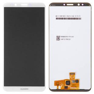 Модуль Huawei Y7 Prime 2018 белый Original