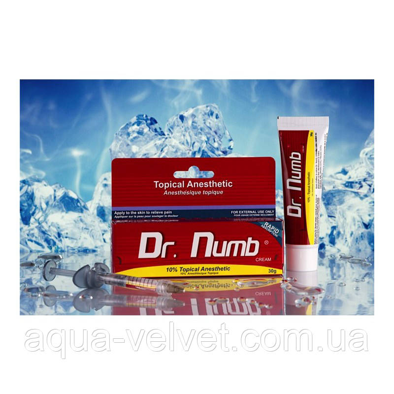 Dr.Numb (Epinephrine) 10% Topical Anesthetic