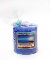 9060118 Свеча ароматическая Ocean