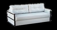 """Білий диван Тіна з дерев'яними вставками фабрики """" Біс-М, фото 1"""