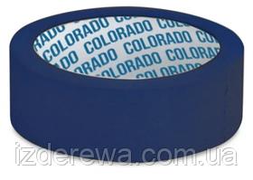 Лента малярная 25 мм х 20 м, синяя Colorado