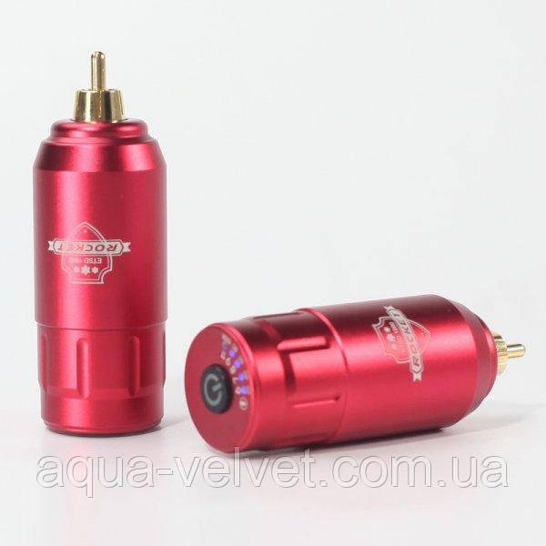 Аккумулятор для тату машинки Rocket Tattoo Batteries Pack