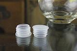 Стеклянный стакан-бутылка Лампочка 200 мл, фото 3