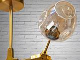 """Люстра в стиле Loft - """"Молекула"""" на 5 ламп, фото 2"""