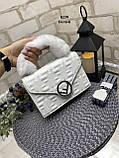 Клатч зі штучної шкіри якості люкс арт.0239, фото 2